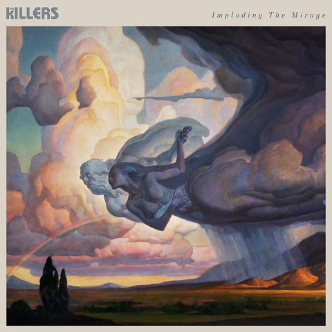 THE KILLERS Imploding The Mirage CD 2020