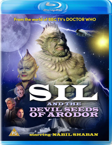 DOCTOR WHO: Sil and the Devil Seeds of Arodor - 852 Entertainment
