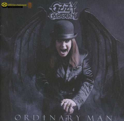 OZZY OSBOURNE Ordinary Man - 852 Entertainment