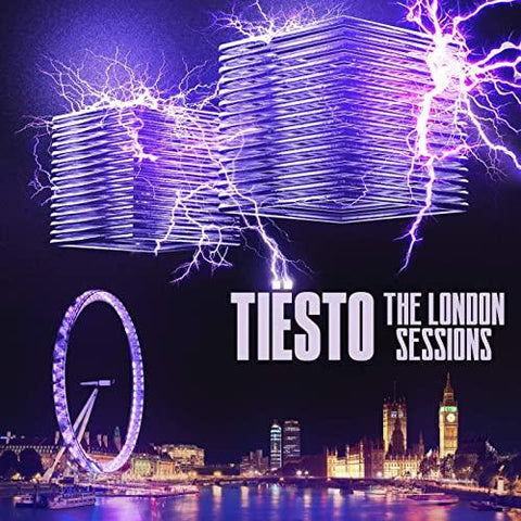 TIESTO The London Sessions - 852 Entertainment