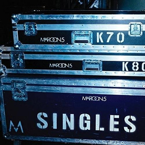 MAROON 5 Singles Collection