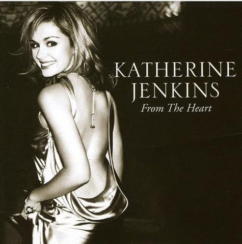KATHERINE JENKINS From the Heart - 852 Entertainment
