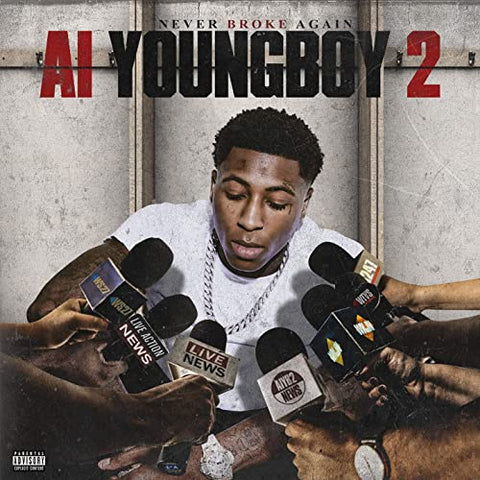 YOUNGBOY NEVER BROKE AGAIN AI YoungBoy 2