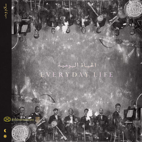Coldplay Everyday Life Cd 2019 International Music