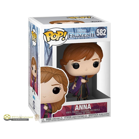 Funko Pop! Disney: Frozen 2 - Anna (Vinyl Figure) 2019 Toys & Games