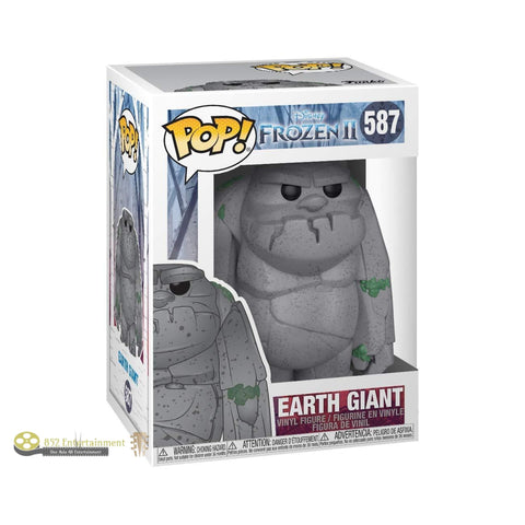Funko Pop! Disney: Frozen 2 - Earth Giant (Vinyl Figure) 2019 Toys & Games