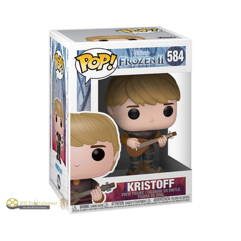 Funko Pop! Disney: Frozen 2 - Kristoff (Vinyl Figure) 2019 Toys & Games