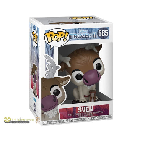 Funko Pop! Disney: Frozen 2 - Sven (Vinyl Figure) International Music