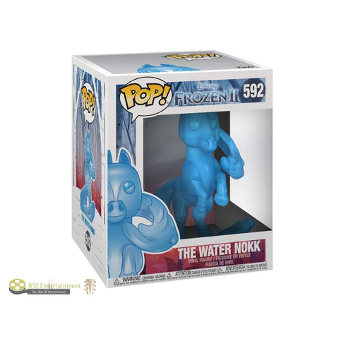 Funko Pop! Disney: Frozen 2 - The Water Nokk 6 (Vinyl Figure) 2019 Toys & Games