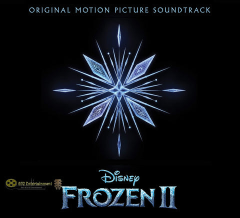 Ost Frozen 2 Cd 2019 International Music