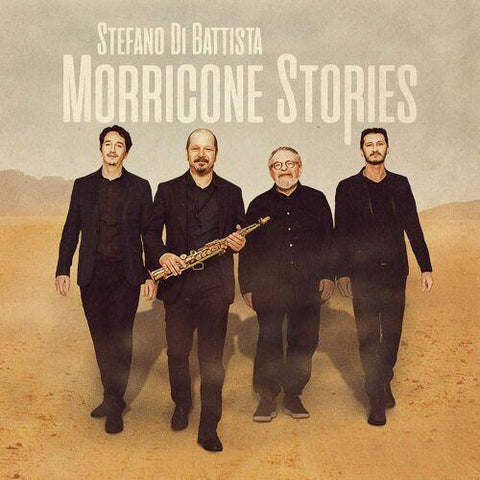 Stefano Di Battista - Morricone Stories CD 2021