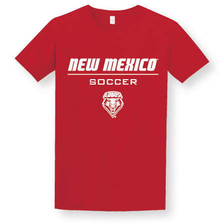 New Mexico Soccer Performance Tee