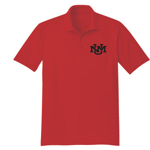 UNM Polo Red