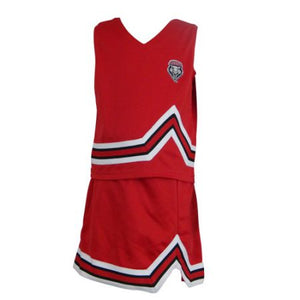 UNM Toddler Cheer Dress