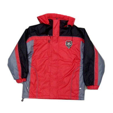 UNM Red/Black/Charcoal Jacket