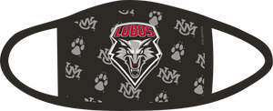 Lobo Shield Black Poly-Stretch Mask