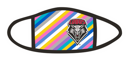 UNM Cancer Colors Full Color Mask