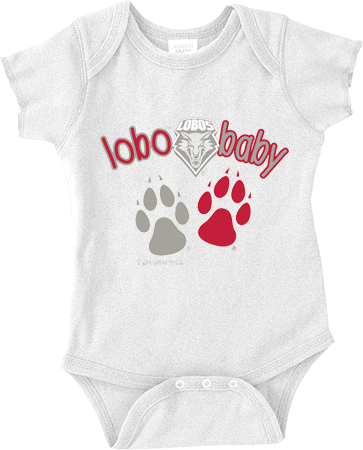 Lobo Baby Infant Creeper