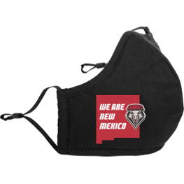 """We Are New Mexico"" Official Sideline Mask"