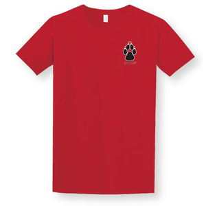Red Lobos Paw Youth/Toddler T-Shirt