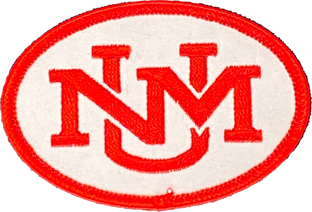 UNM Monogram Patch - 2