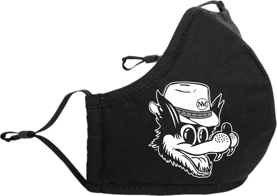 Classic Louie Adjustable Dual Layer Mask