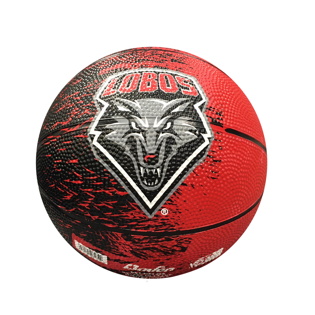 Baden Lobos Rubber Basketball- Medium