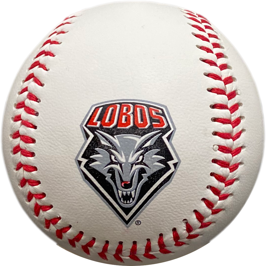 Lobo Shield Official Baseball