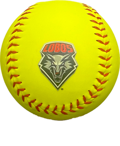 Lobo Shield Official Softball