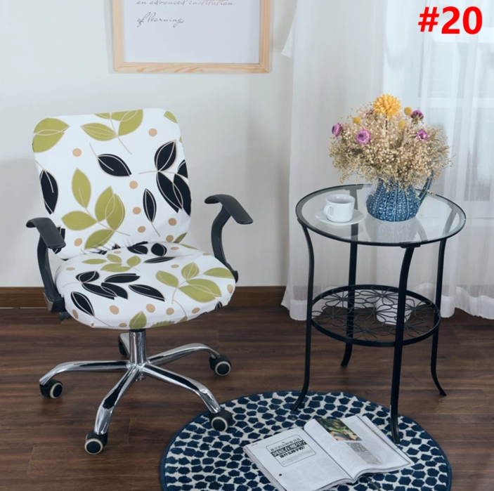 2019 New Decorative Computer Office Chair Cover