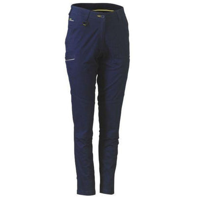 Bisley Womens Mid RIse Stretch Cotton Pant