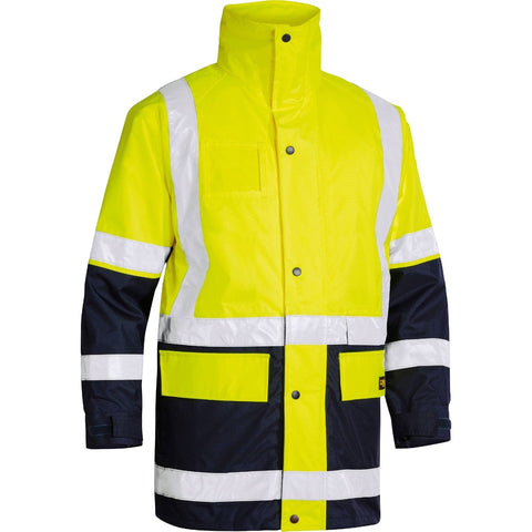 Bisley - 5 In 1 Rain Jacket