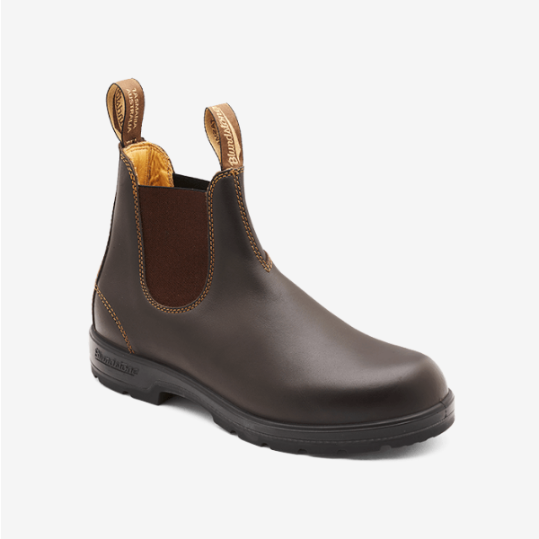 Blundstone 650 PU/TPU Lined Elastic Sided V Cut