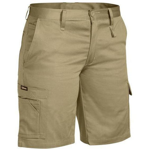 Bisley - Womens Drill Light Weight Utility Short