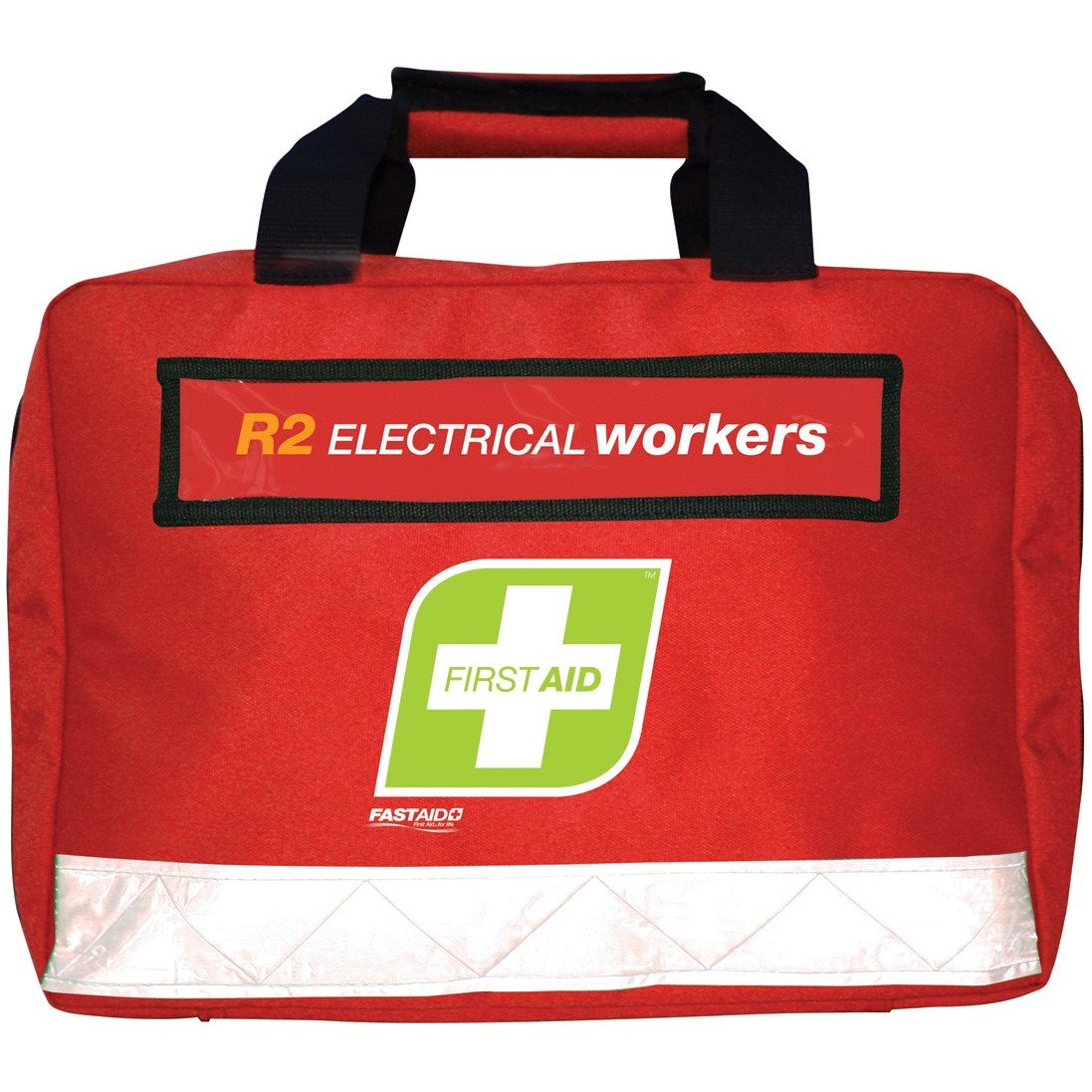 FastAid First Aid Kit- R2- Electrical Workers Kit- Soft Pack