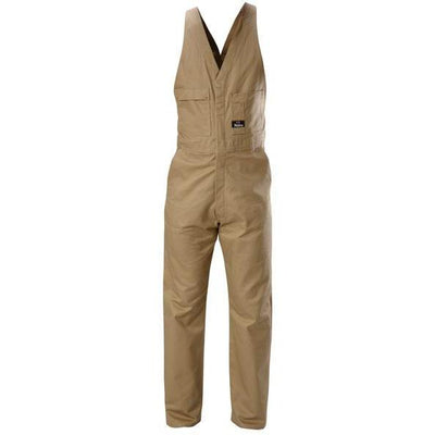 Yakka Tradesman Cotton Drill Action Back Overall