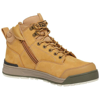 Yakka 3056 Lace Zip Safety Boot
