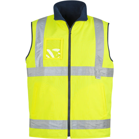 Syzmik Day/Night Fleece Vest