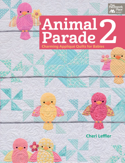 Sew an Animal Parade with Jackie!!!