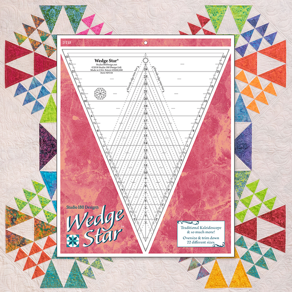 Wedge Star Tool Sew Along