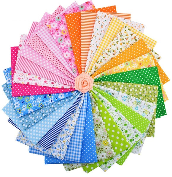 Mystery Fat Quarter Bundle-Cotton