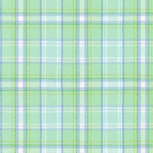 Mammoth Junior Flannel-Mint