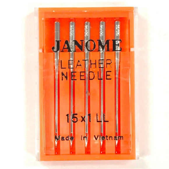 Janome Leather Needles # 14