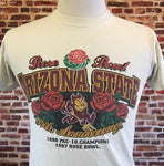 Vintage Arizona State Sun Devils Football 1997 Rose Bowl Tee
