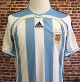 Argentina Soccer 2006/07 Home Jersey