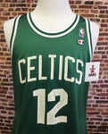 Vintage 90's Dominique Wilkins Boston Celtics Champion Jersey