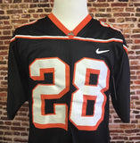 Vintage Early 00's OSU Beavers Football Sewn Jersey