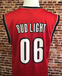 "Blazers ""Bud Light"" Promo Jersey"