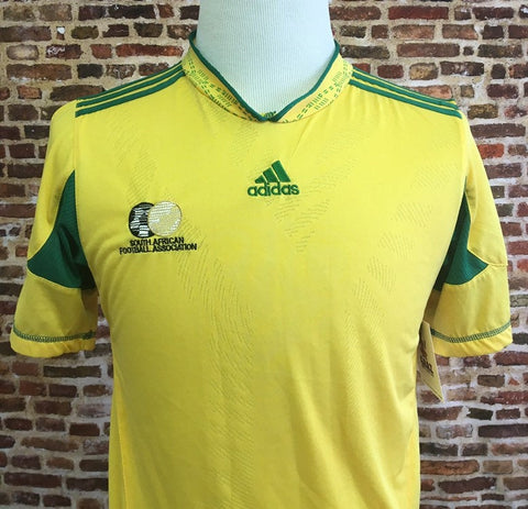 South Africa Soccer 2010/11 Home Jersey