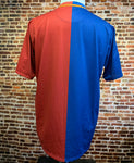 Vintage FC BARCELONA Men's XL Soccer Jersey Rare made by Nike